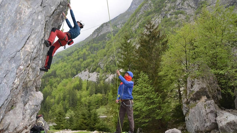 Športno plezanje