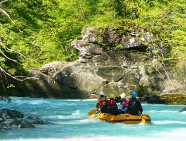 Celodnevni rafting s piknikom